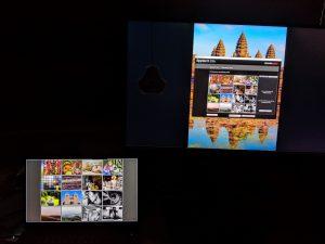 يتطابق Benq SW270C Studio مع شاشة Dell IGZO 4K