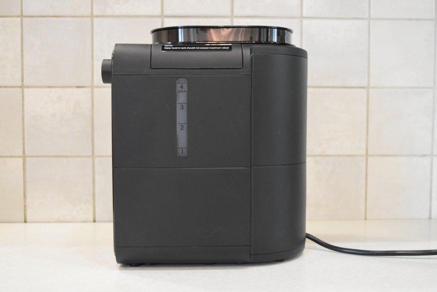ماكينة صنع القهوة الذكية Redmond SkyCoffee M1505S-E: هل ما زلت تحضر القهوة؟ 6