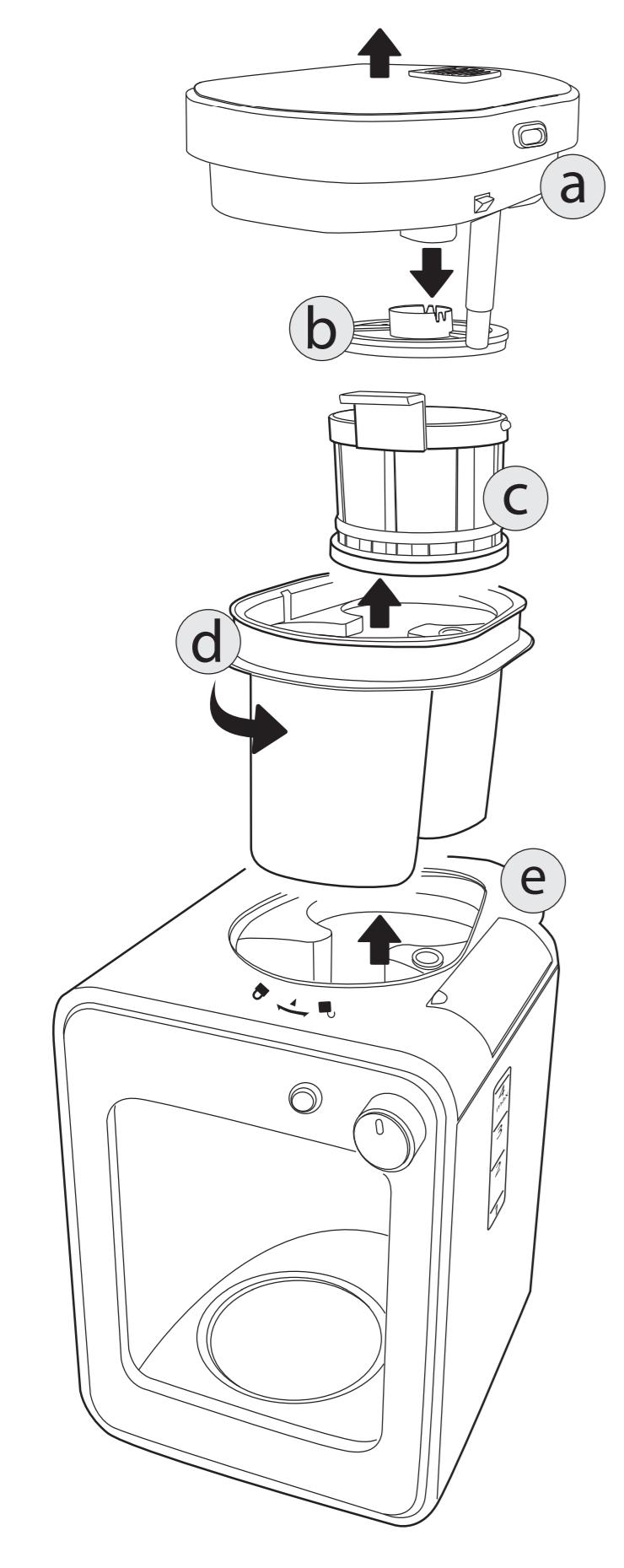 ماكينة صنع القهوة الذكية Redmond SkyCoffee M1505S-E: هل ما زلت تحضر القهوة؟ 13