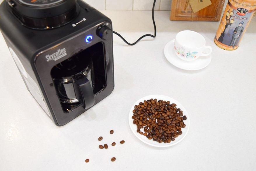 ماكينة صنع القهوة الذكية Redmond SkyCoffee M1505S-E: هل ما زلت تحضر القهوة؟ 14