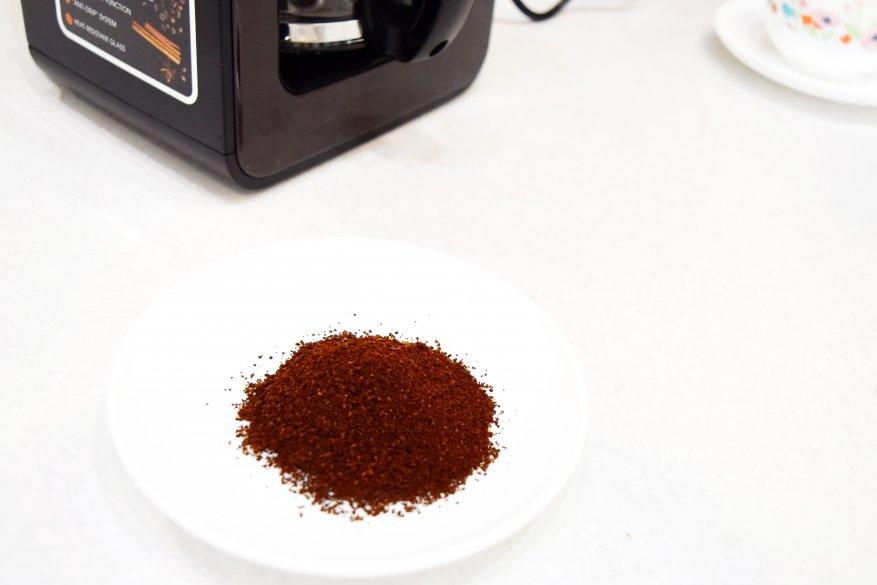 ماكينة صنع القهوة الذكية Redmond SkyCoffee M1505S-E: هل ما زلت تحضر القهوة؟ 16