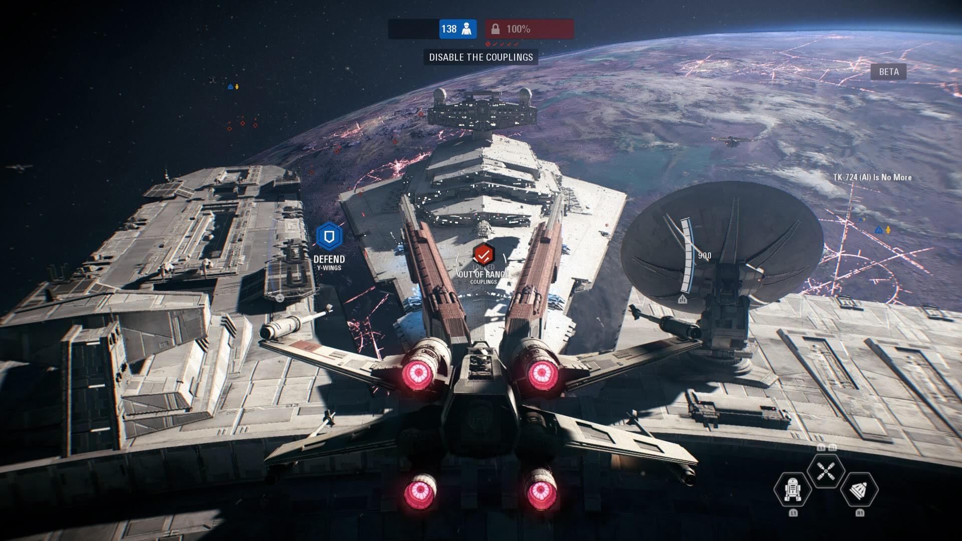 حرب النجوم Battlefront II تصل إلى الخلف لدفع السلسلة للأمام 4