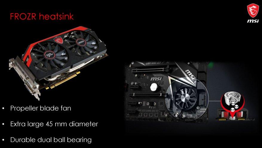 جديد على MSI ، الجزء الأول: اللوحات الأم AMD X570 5