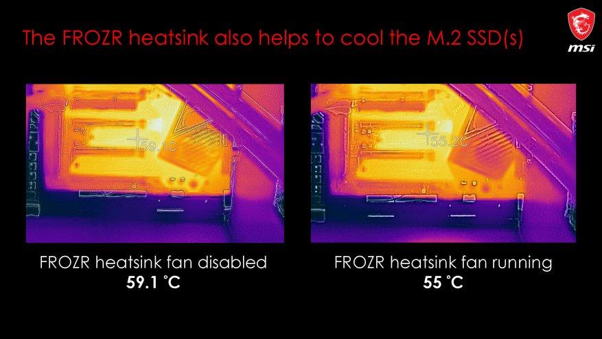 جديد على MSI ، الجزء الأول: اللوحات الأم AMD X570 11