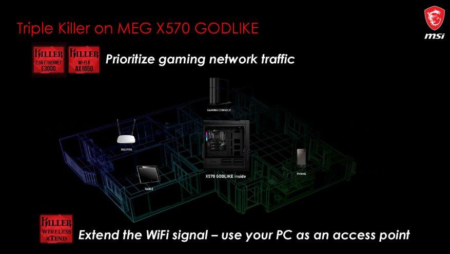 جديد على MSI ، الجزء الأول: اللوحات الأم AMD X570 26