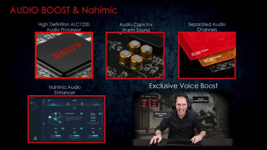 جديد على MSI ، الجزء الأول: اللوحات الأم AMD X570 30