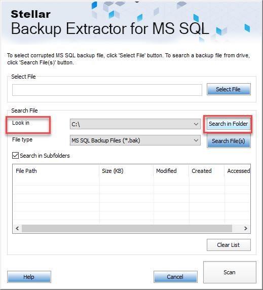 [Fixed]لا يمكن استعادة قاعدة بيانات خطأ خادم SQL 3156 1