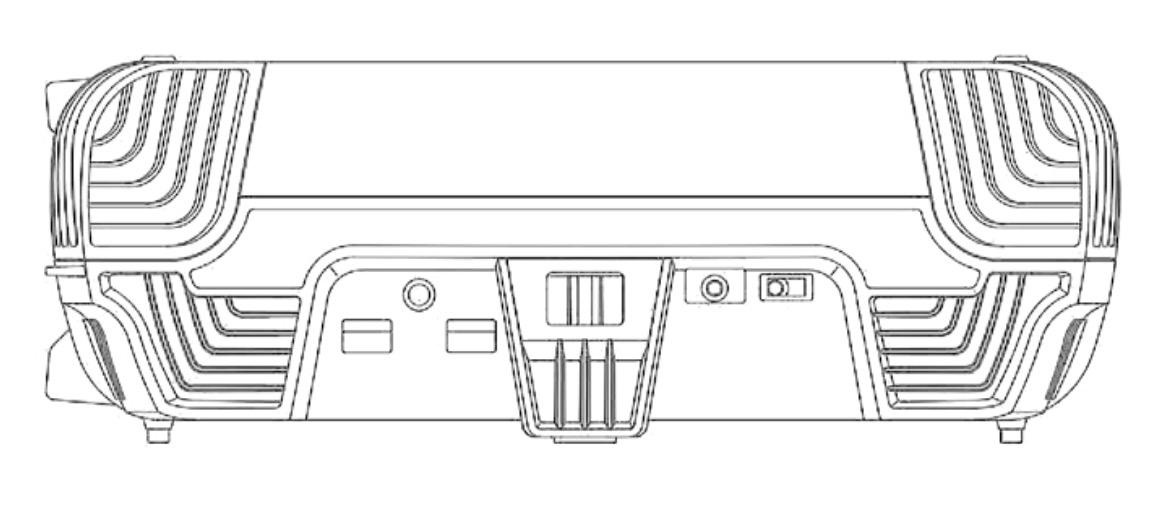 يعتقد الكثيرون أننا ننظر إلى تصميم وحدة التحكم في PlayStation 5 1