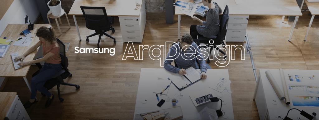 ArqDesign هو نظام بيئي يعزز العلاقة بين الشركة والمهندسين المعماريين.