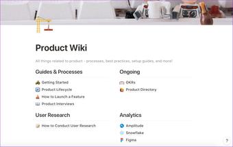 ويكي المنتج