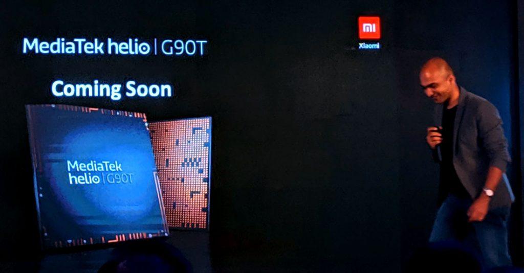 Redmi Note 8 Pro ستكون مدعومة من Helio G90T SoC تؤكد MediaTek 2
