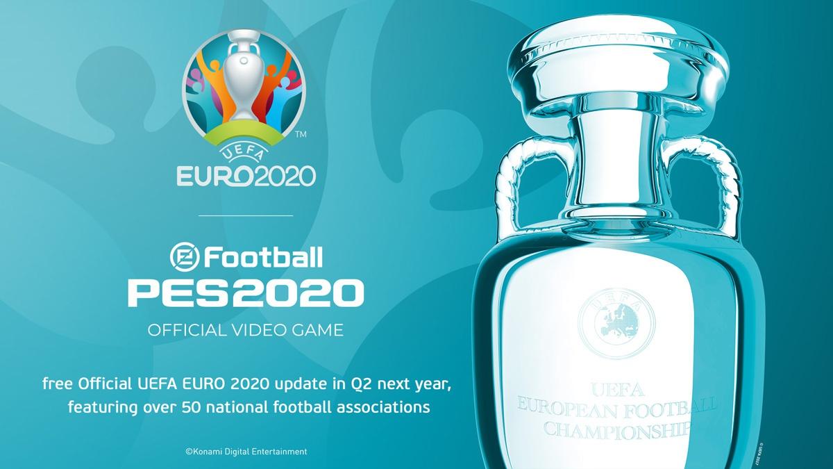 PES 2020 يورو 2020