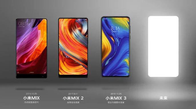 - ▷ سيكون لدى Xiaomi Mi MIX 4 SD855 + ، كاميرا بدقة 108 ميجابكسل ، وسعة تخزين 1 تيرابايت والمزيد »- 2