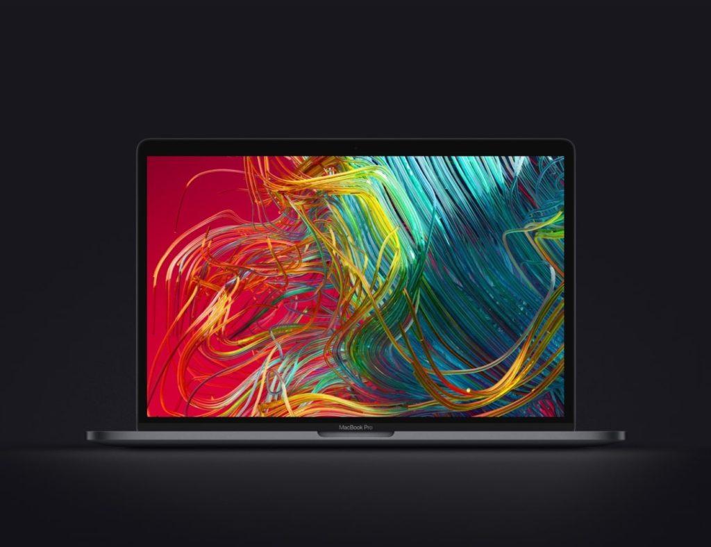 أفضل أجهزة الكمبيوتر المحمولة في العمل التي يمكنك شراؤها في 2019 - MacBook Pro 02