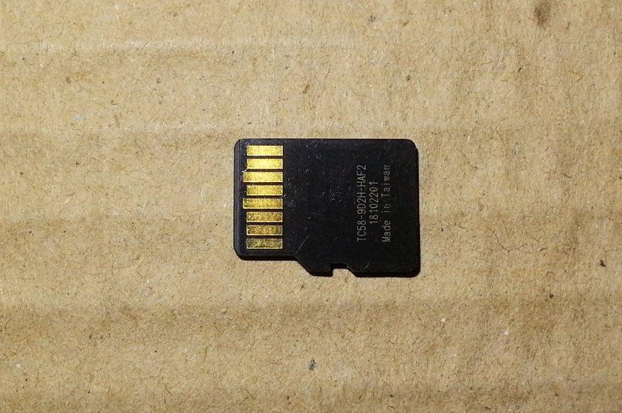 بطاقة ذاكرة Netac P500 Pro سعة 64 جيجابايت سريعة وغير مكلفة إلى حد ما (U3 / V30) 4