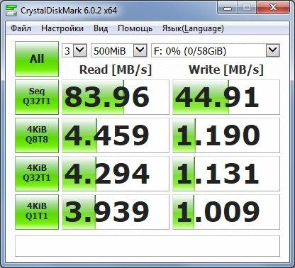 بطاقة ذاكرة Netac P500 Pro سعة 64 جيجابايت سريعة وغير مكلفة إلى حد ما (U3 / V30) 7