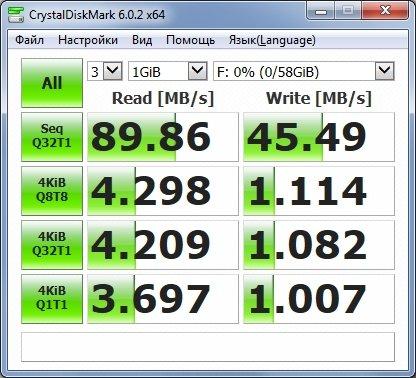 بطاقة ذاكرة Netac P500 Pro سعة 64 جيجابايت سريعة وغير مكلفة إلى حد ما (U3 / V30) 8
