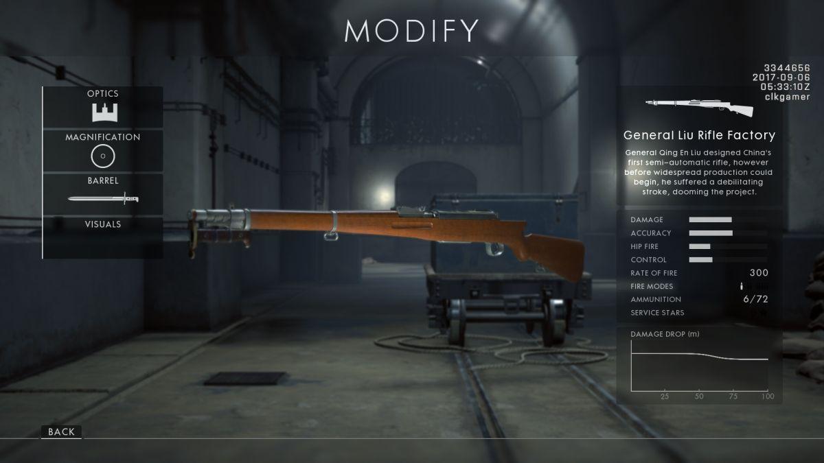 كيفية فتح كل بندقية جديدة في ساحة المعركة 1: باسم القيصر 5
