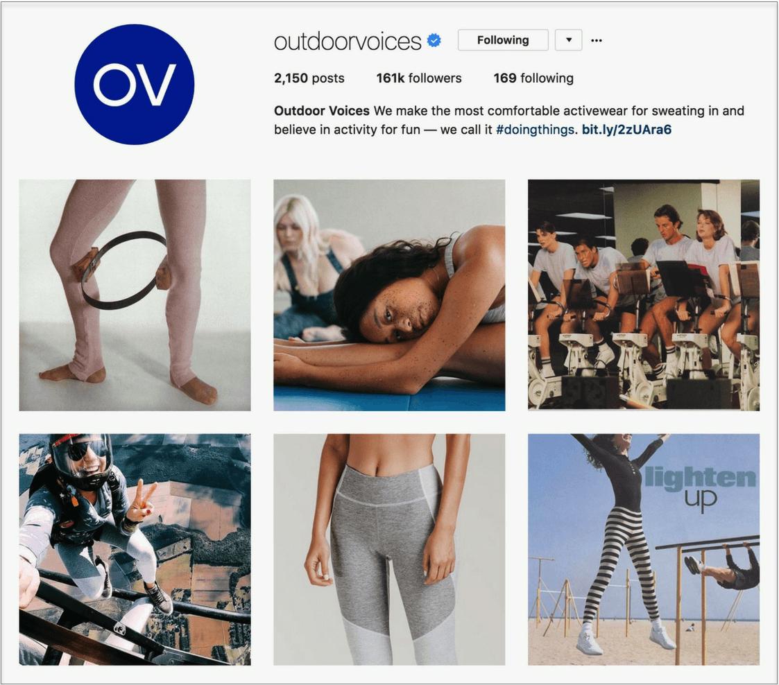 جدولة المشاركات في Instagram: الأصوات الخارجية