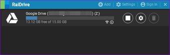 كيفية استخدام Google Drive كخادم Ftp أو محرك أقراص الشبكة مجانًا 10