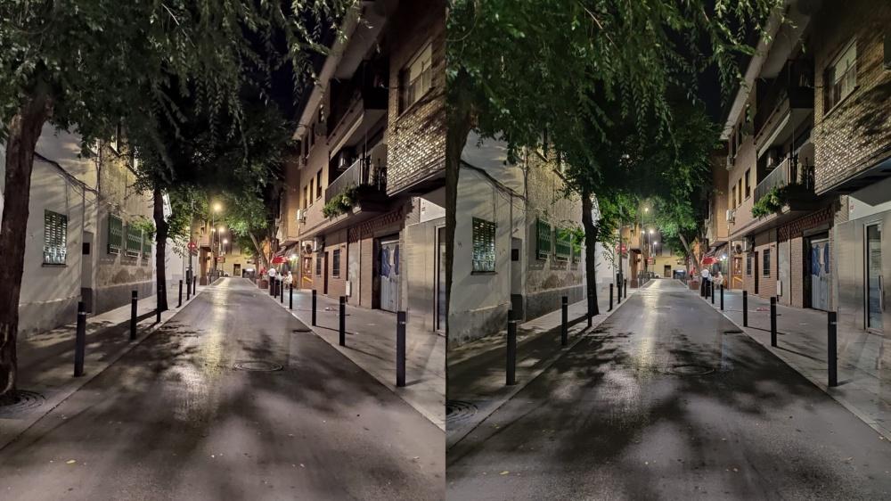 صورة ليلية Mi 9T Pro و OnePlus 7 Pro 01