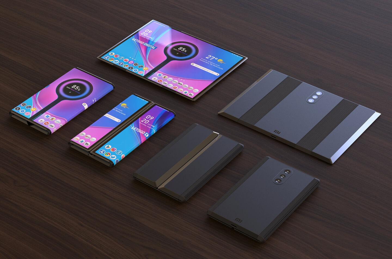 XIAOMI طوي smartphones