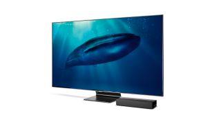 Samsung Q90 (QE65Q90R) QLED TV الاستعراض 1