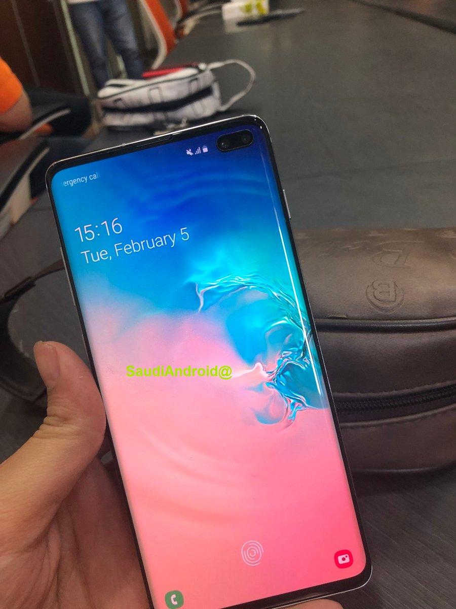 صور جديدة من Galaxy S10 تؤكد أن قارئ بصمات الأصابع يقع تحت الشاشة 2