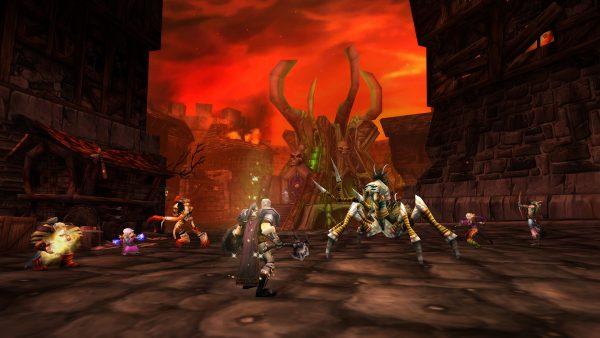 World of Warcraft: مقابلة كلاسيكية - استعادة الأخطاء القديمة وإمكانية تحديثات PvP و Raid 2