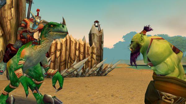 World of Warcraft: مقابلة كلاسيكية - استعادة الأخطاء القديمة وإمكانية تحديثات PvP و Raid 3