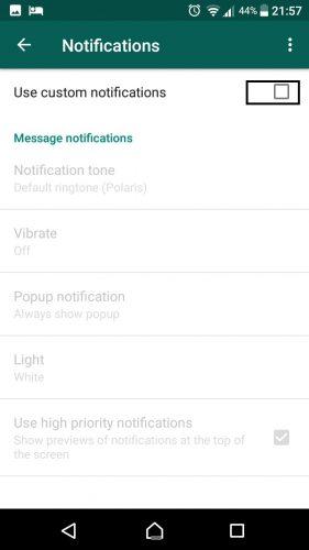 ثلاثة إعدادات لمجموعة Whatsapp لم تكن تعرف بوجودها   Tech-Recipes 5
