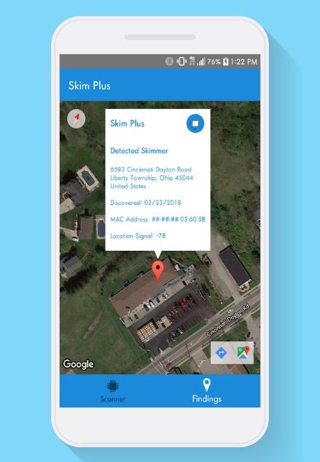 Skim Plus: كشف عمليات الاحتيال على أجهزة الصراف الآلي باستخدام جهاز Android 1