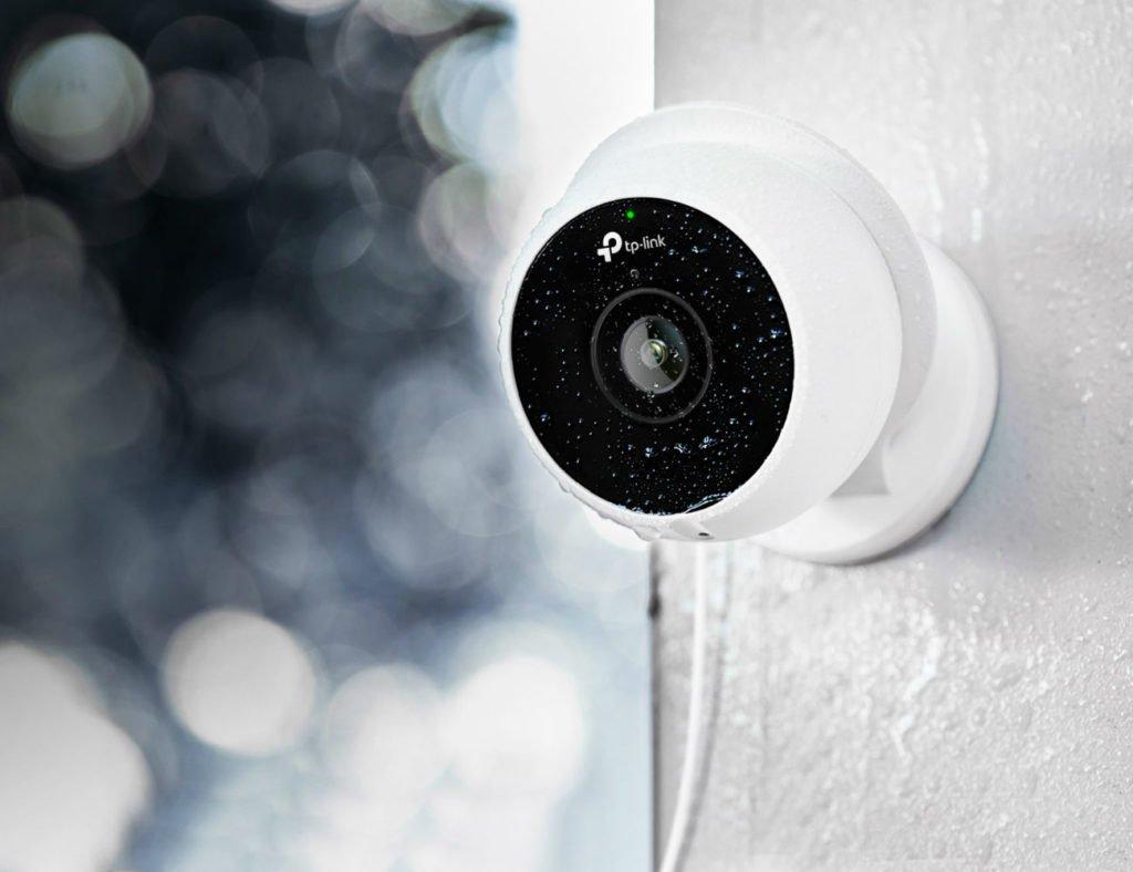 الكاميرات الأمنية HD المفضلة لدينا لمراقبة منزلك - TP-Link Kasa Cam 03