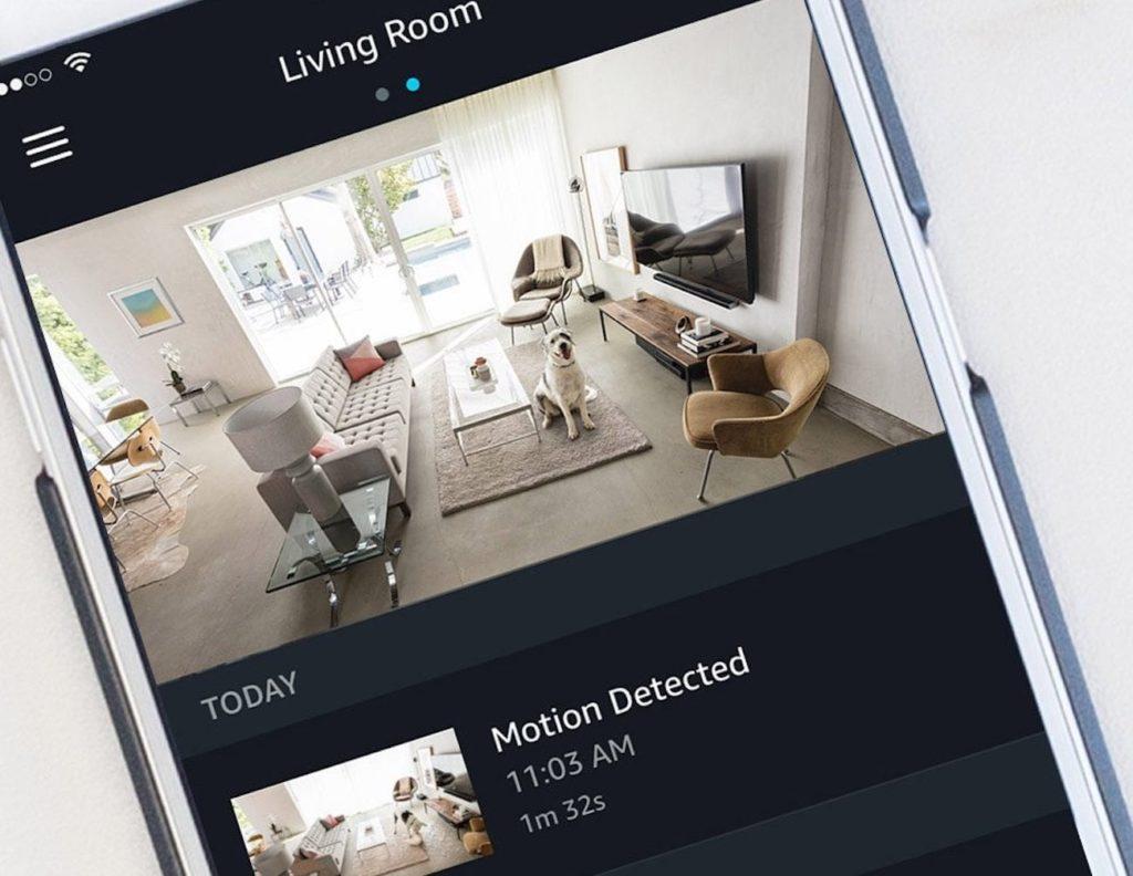 الكاميرات الأمنية HD المفضلة لدينا لمراقبة منزلك - Amazon سحابة كام 02