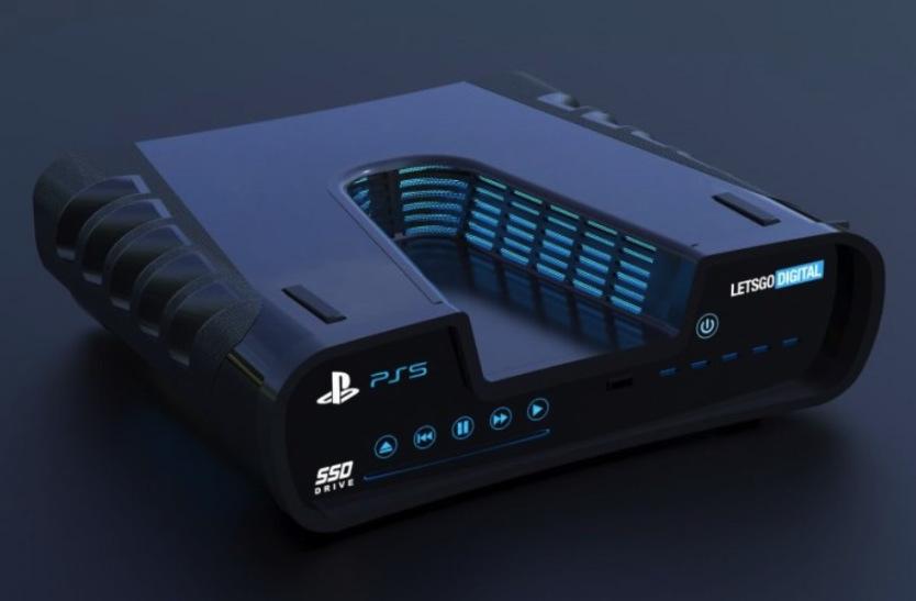 قام شخص ما بتقديم PlayStation 5 استنادًا إلى التسريبات السابقة ، ويبدو رائعًا 2