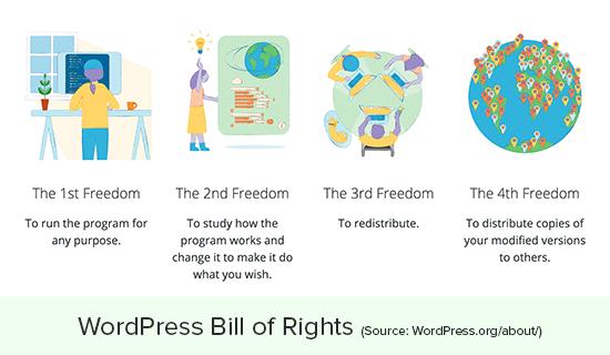 وورد الحريات والحقوق