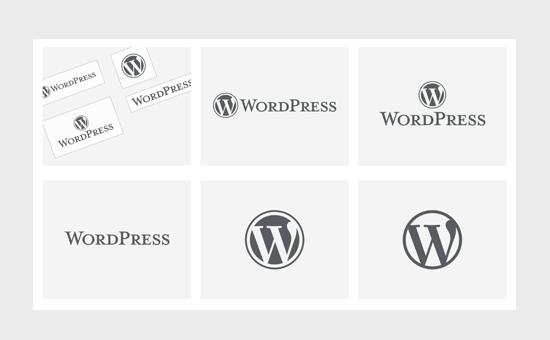 أمثلة شعار وورد