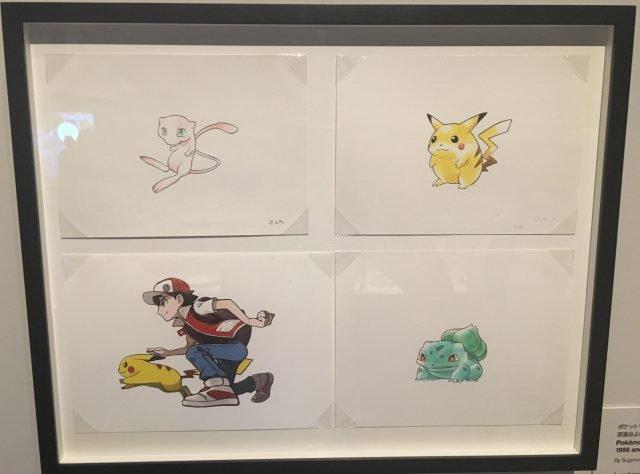 عمل فني بوكيمون الأصلي