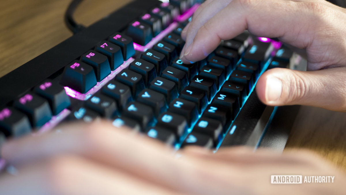 كتابة الكتابة الترميز لوحة المفاتيح