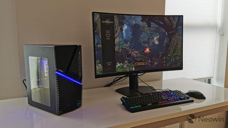تقوم Alienware بإعادة تصميم سطح مكتب Aurora الخاص بها بلغة تصميم Legend 3