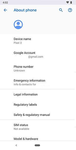 كيفية تمكين خيارات المطور على أي هاتف يعمل بنظام Android - حول الهاتف