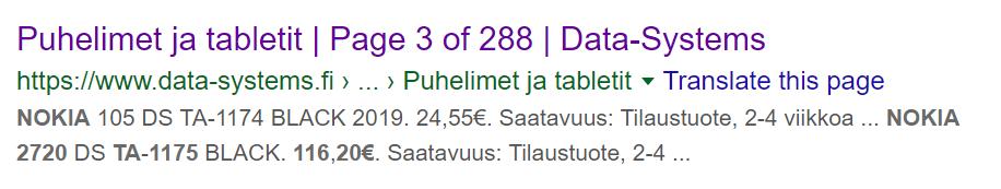 من المحتمل أن يتم الكشف عن سعر Nokia 2720 و Nokia 110 في فنلندا 4