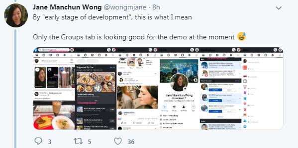 لا تدعم جميع مناطق التطبيق حاليًا وضع Dark Mode
