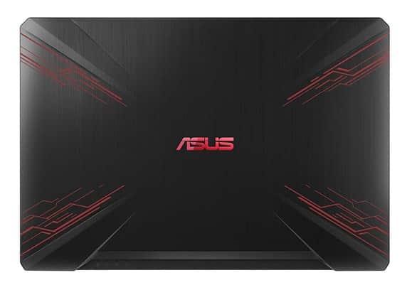 ASUS TUF Gaming FX504GD-DM194: كمبيوتر محمول للألعاب Core i5 مزود برسومات 4GB GeForce GTX 1050