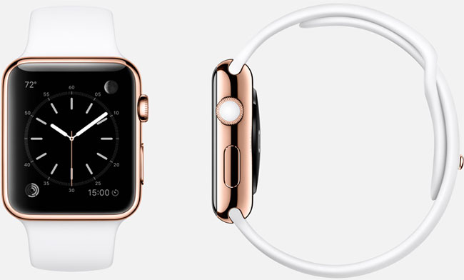 ال Apple Watch يمكن أن يكلف الذهب حوالي 1200 دولار 3