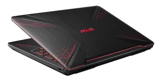 ASUS TUF Gaming FX504GD-EN561: كمبيوتر محمول للألعاب Core i7 مزود برسومات 4GB GeForce GTX 1050