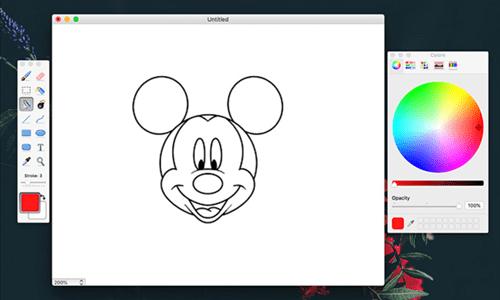 كيفية استخدام Microsoft Paint على نظام التشغيل Mac 1