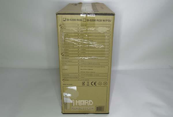مراجعة PC Tower Aerocool SI 5200 RGB 3