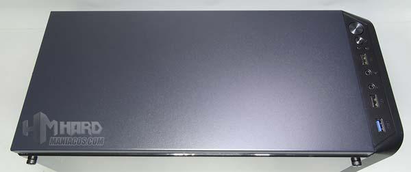 مراجعة PC Tower Aerocool SI 5200 RGB 12