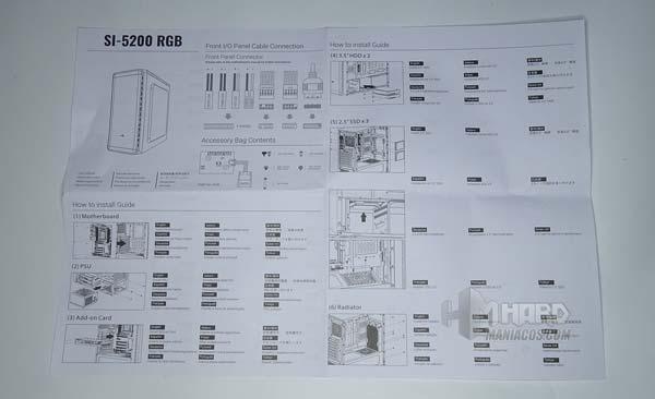 مراجعة PC Tower Aerocool SI 5200 RGB 27